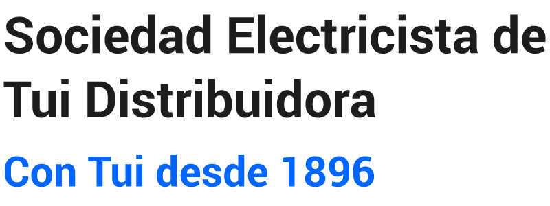 Sociedad Electricista de Tui Distribuidora